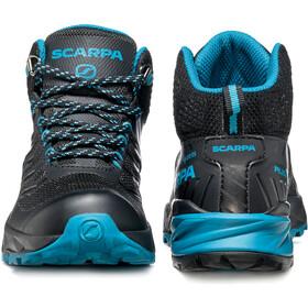 Scarpa Rush GTX Mid Shoes Kids black/ottanio